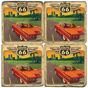 Route 66 Coaster Set