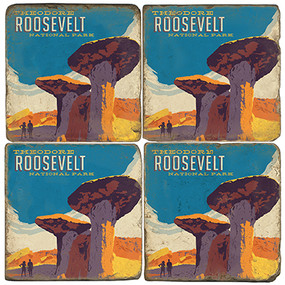 Roosevelt National Park. License artwork by Anderson Design Group.