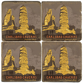 Carlsbad National Park. License artwork by Anderson Design Group.