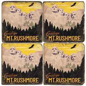 Mt. Rushmore National Park. License artwork by Anderson Design Group.