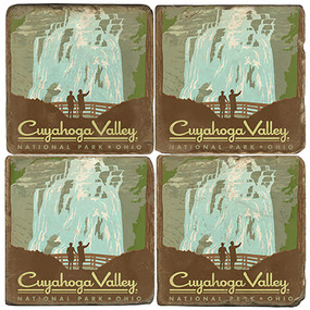 Cuyahoga Valley National Park. License artwork by Anderson Design Group.