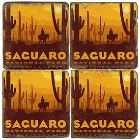 Saguaro National Park. License artwork by Anderson Design Group.