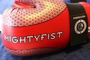 Red Mightyfist Revolution Gloves