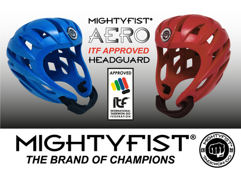 ITF Approved AERO headguards
