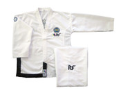 MIGHTYFIST MATRIX Black Belt 1-3 Degree Dobok