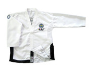 MIGHTYFIST MATRIX Black Belt 1-3 Degree JACKET ONLY