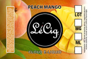 Le Cloud Peach Mango