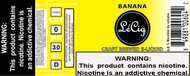 US Made Banana eJuice