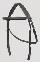 Zilco Hackamore Bridle Head