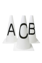 Roma Dressage Cones Set Of 8