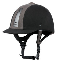 Dublin Silverline Two Tone Helmet
