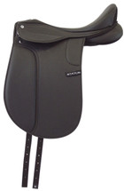 Status Synthetic Dressage Saddle