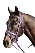 Hanoverian PVC Eventing Bridle