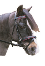 Hanoverian Retro Eventing Bridle