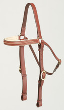 Oregon Plaited Browband Barcoo Bridle