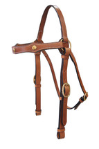 Wayne Walker's Calgary Scalloped Brow Barcoo Bridle