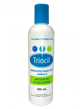 Triocil* Medicated Wash
