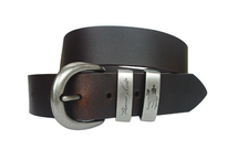 Thomas Cook Silver Twin Keeper Belt
