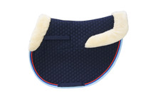 Zilco Jump Saddlecloth With Fleece Trim