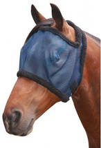 Fly Mask With Citronella