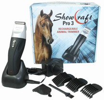 Showcraft Pro 3 Rechargable Clipper