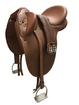 LIMITED EDITION Wintec 500 Stock Saddle Fully Mounted