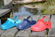 Baxter Fleece Lined Clogs