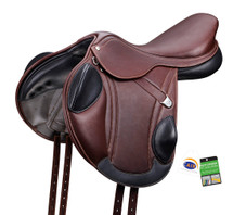 Bates Advanta Saddle With Cair