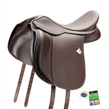 Bates Wide All Purpose Saddle With CAIR