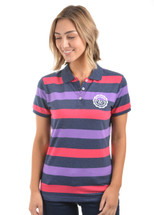 NEW Wrangler Women's Louisa S/S Polo