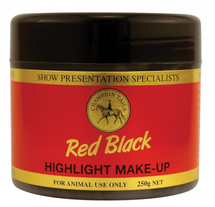 Champion Tails Highlight Makeup Red Black - 250g