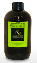 Judges Choice Enhance Leg Oil 500ml