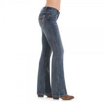 Wrangler Women's Retro Sadie Low Rise Boot Cut Jean (07MWZFK)