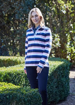 Thomas Cook Caroline Womens Stripe Rugby