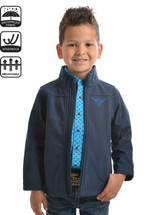 Pure Western Boys Soft Shell Jacket