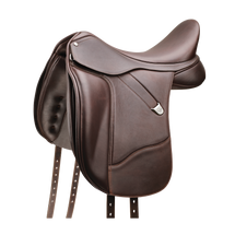 SPECIAL PRICE ~ Bates Dressage+ Saddle With CAIR & LUXE Leather