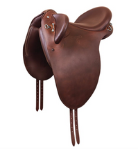 Bates Kimberley Stock Saddle With CAIR