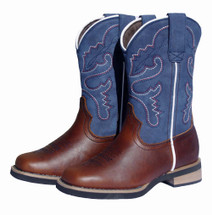 Baxter Youth Western Boots