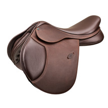 Arena Leather Jump Saddle