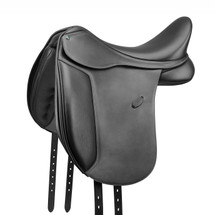 Arena Leather Dressage Saddle