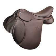 Arena Leather High Wither All Purpose Saddle