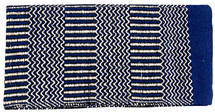 Texas Weave Western Saddlecloth