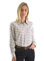 Thomas Cook Womens Edwina Long Sleeve Shirt