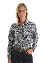 Thomas Cook Womens Kelly Long Sleeve Shirt