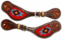 Calgary Western Spur Straps