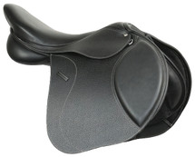 Cavalier Leather Close Contact Saddle