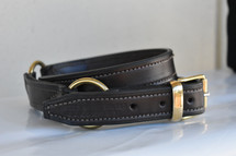 Australian Made Leather Hobble Belt