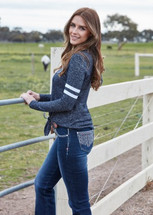 Pure Western Angie Relaxed Rider Jean