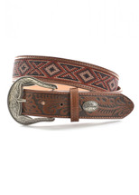 Pure Western Mens Leo Belt