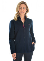 Thomas Cook Women's Zip Thru Fleece Jacket